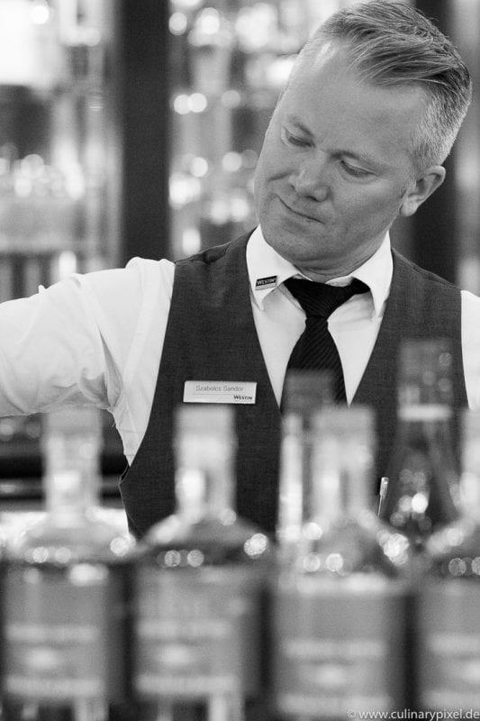 Sandor Szabolcs Ducktail's Bar Westin Grand München
