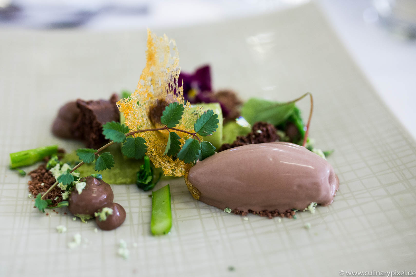 Keltenhof Wilder Broccoli & Original Beans Schokolade Alexander Huber Jeunes Restaurateurs Genusslabor V und Gründung Genussnetz