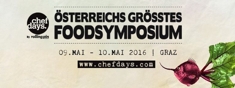 ChefDays 2016 in Graz