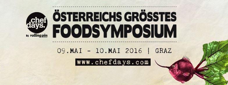ChefDays 2016 in Graz