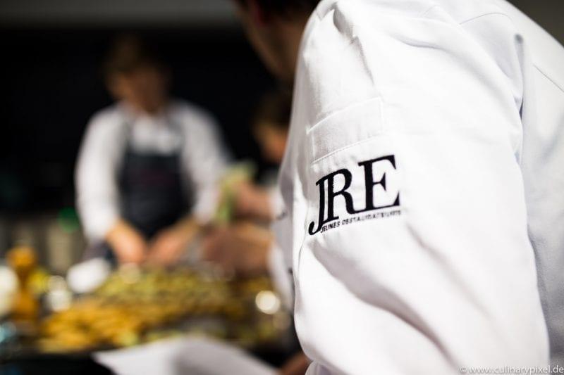 Jeunes Restaurateurs Genusslabor V und Gründung Genussnetz