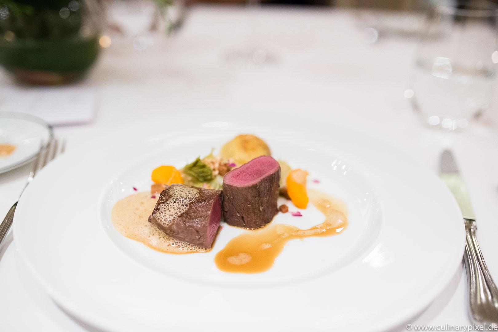 Reh Jan Hoffmann, Sani Gourmet Festival 2016