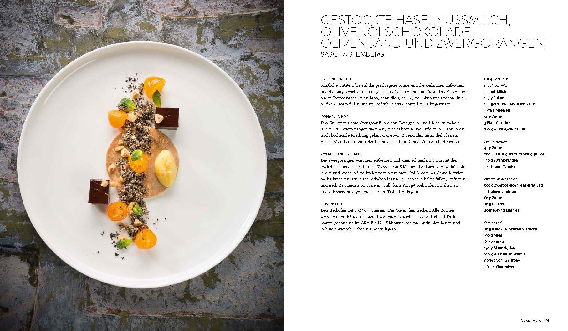 Olivenöl Kochbuch Bastian Jordan Dessert
