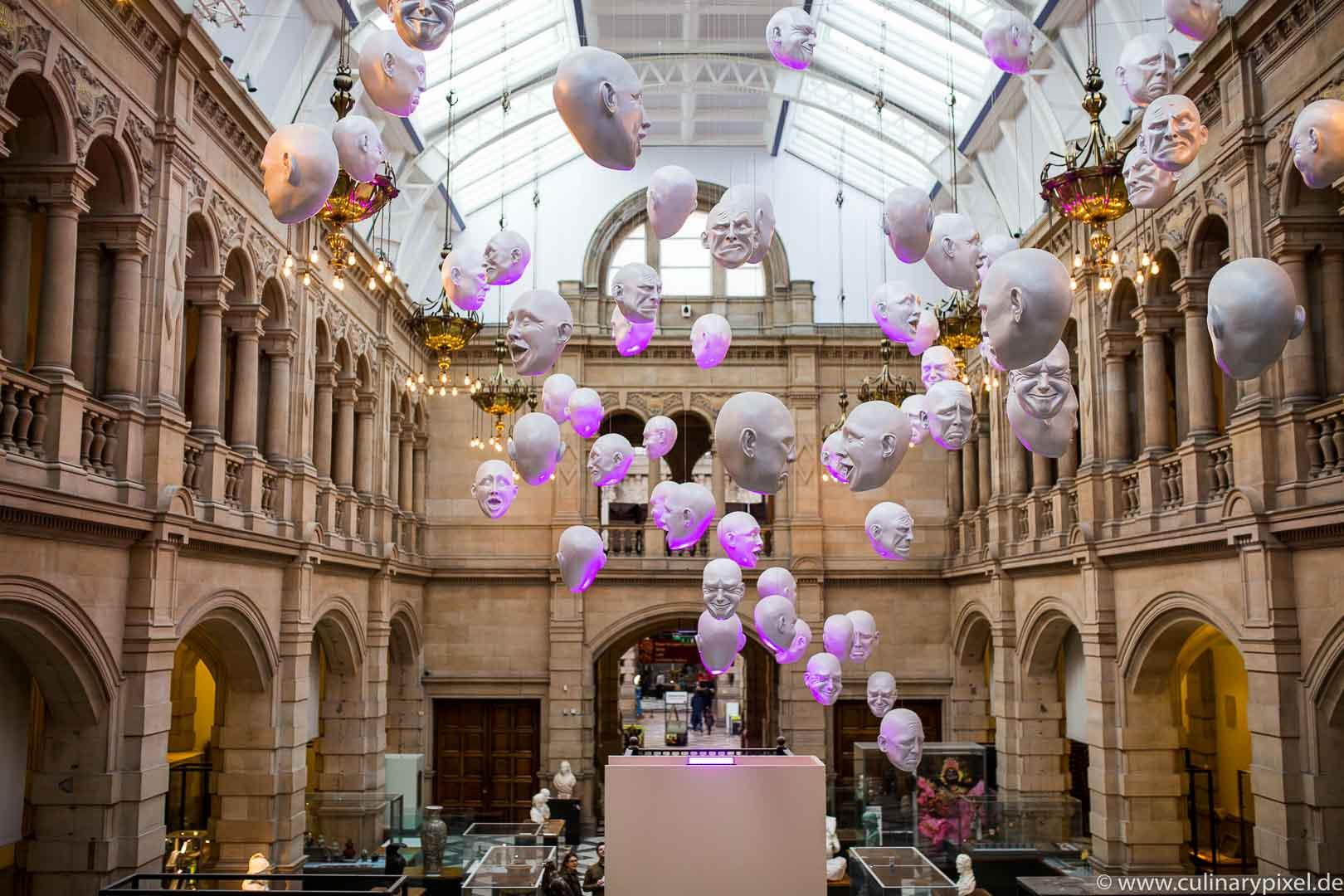 Glasgow Kelvingrove Museum