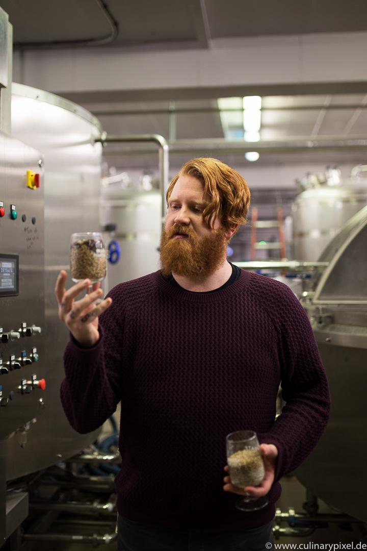 Glasgow Drygate Brewery