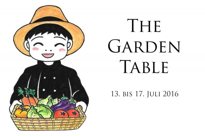 The Garden Table mit Tohru Nakamura