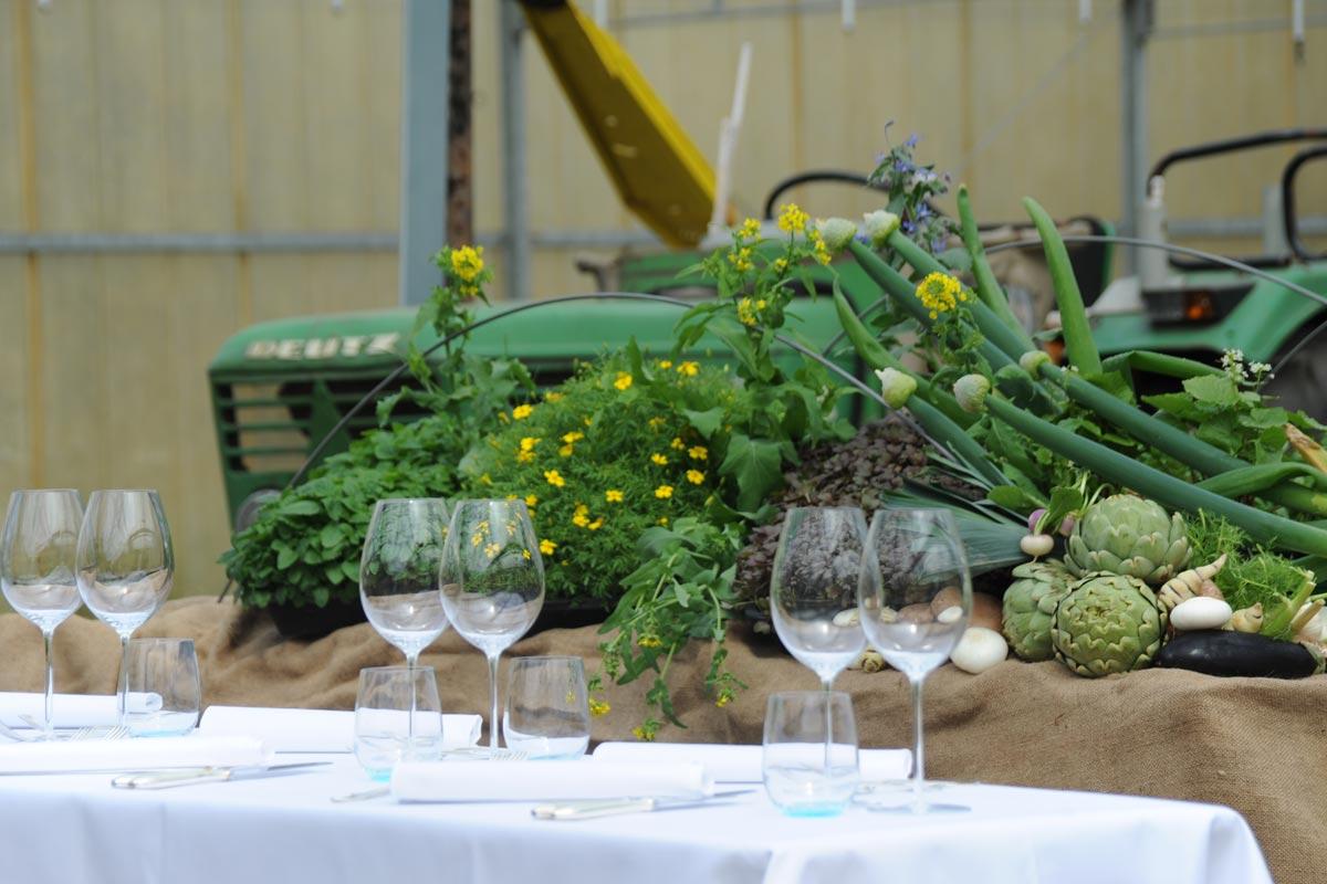 The Garden Table Tohru Nakamura