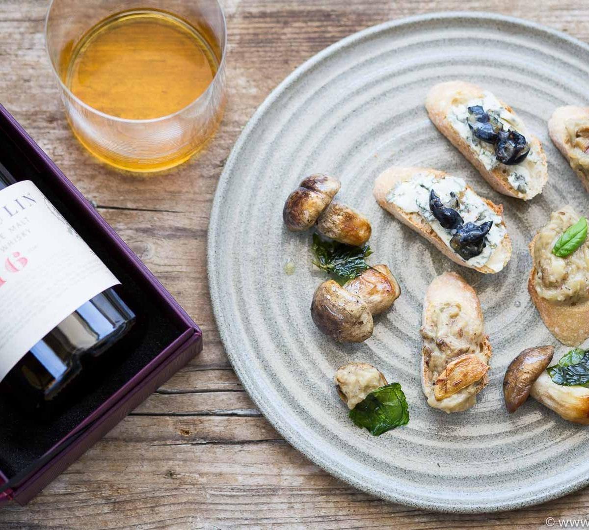 Food Pairing zum Lagavulin 16 Jahre Single Malt Whisky