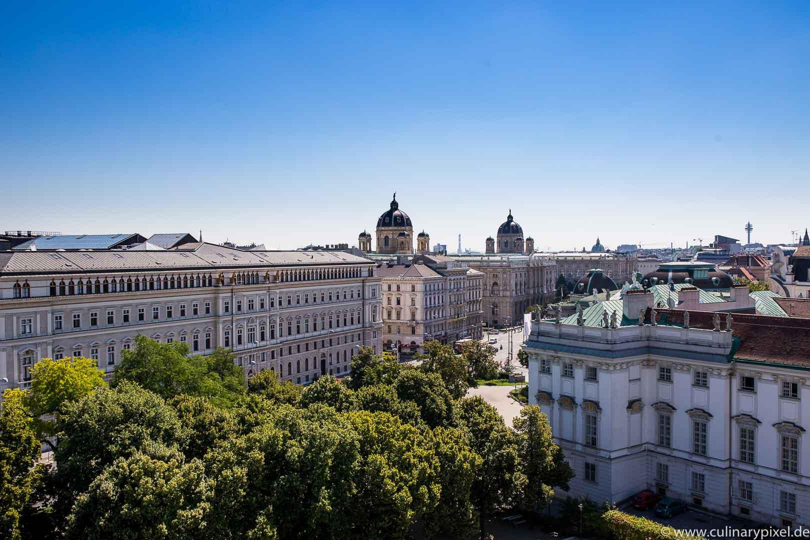 25 hours Hotel Wien Museumsviertel