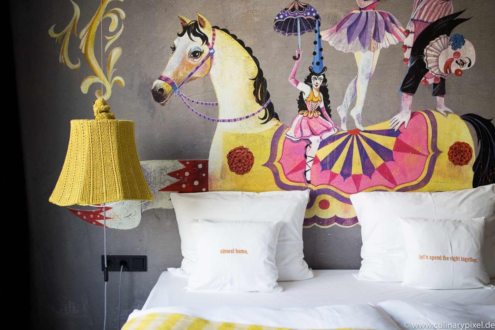 25hours Hotel Museumsquartier Wien Review