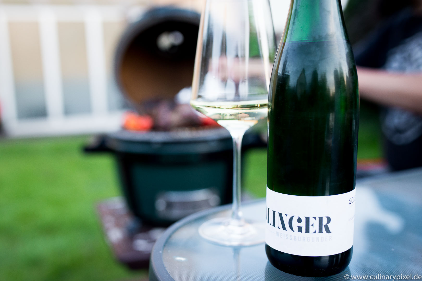 Weingut Nico Olinger Weißburgunder