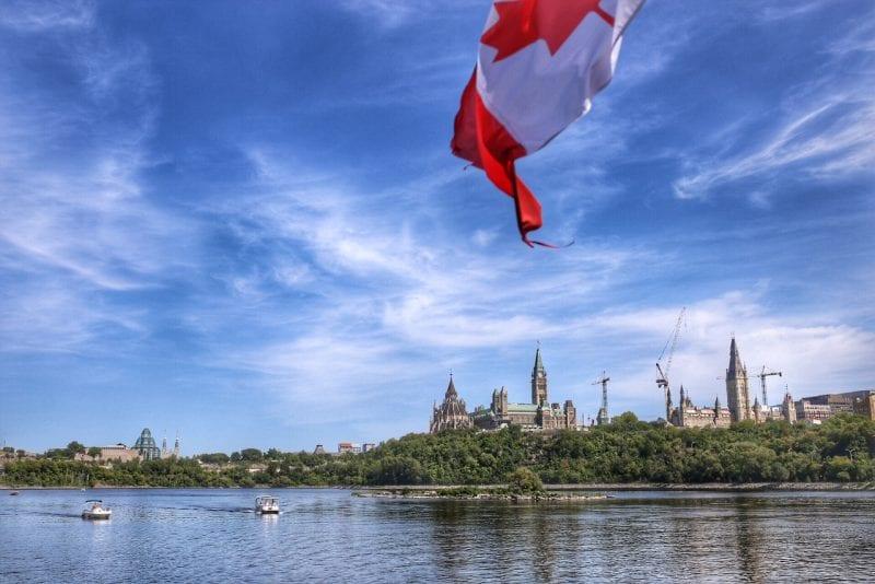 Ottawa Boat Tour