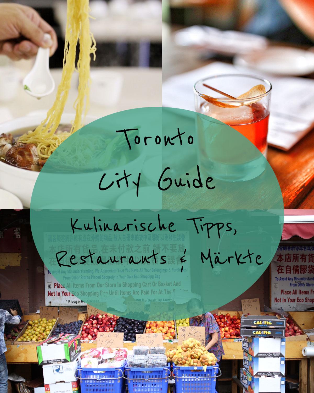 City Guide Toronto