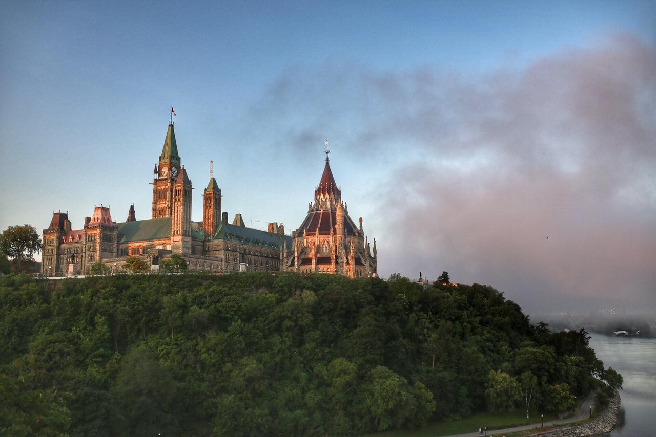 Reisetagebuch Ontario: Angekommen in Ottawa
