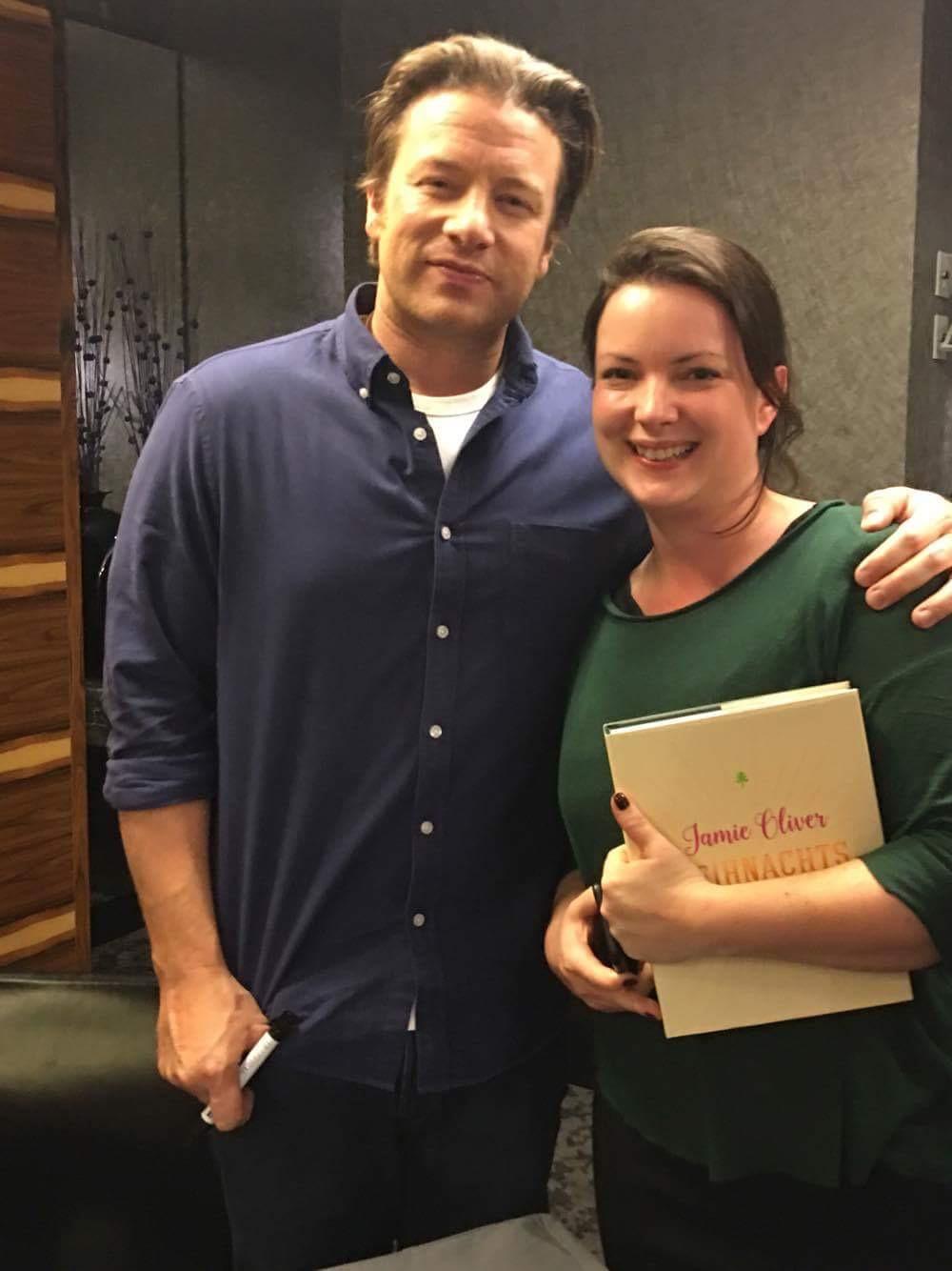 Jamie Oliver in München