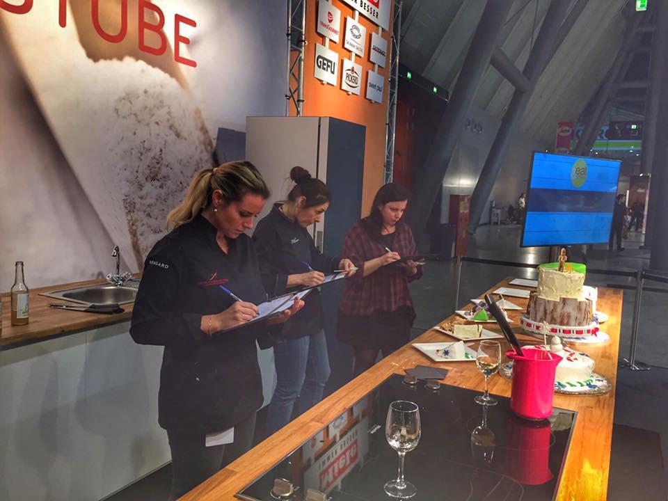 Jury Motivtortenwettbewerb Eat & Style: Andrea Schirmaier-Huber, Veronique Witzigmann, Annette Sandner