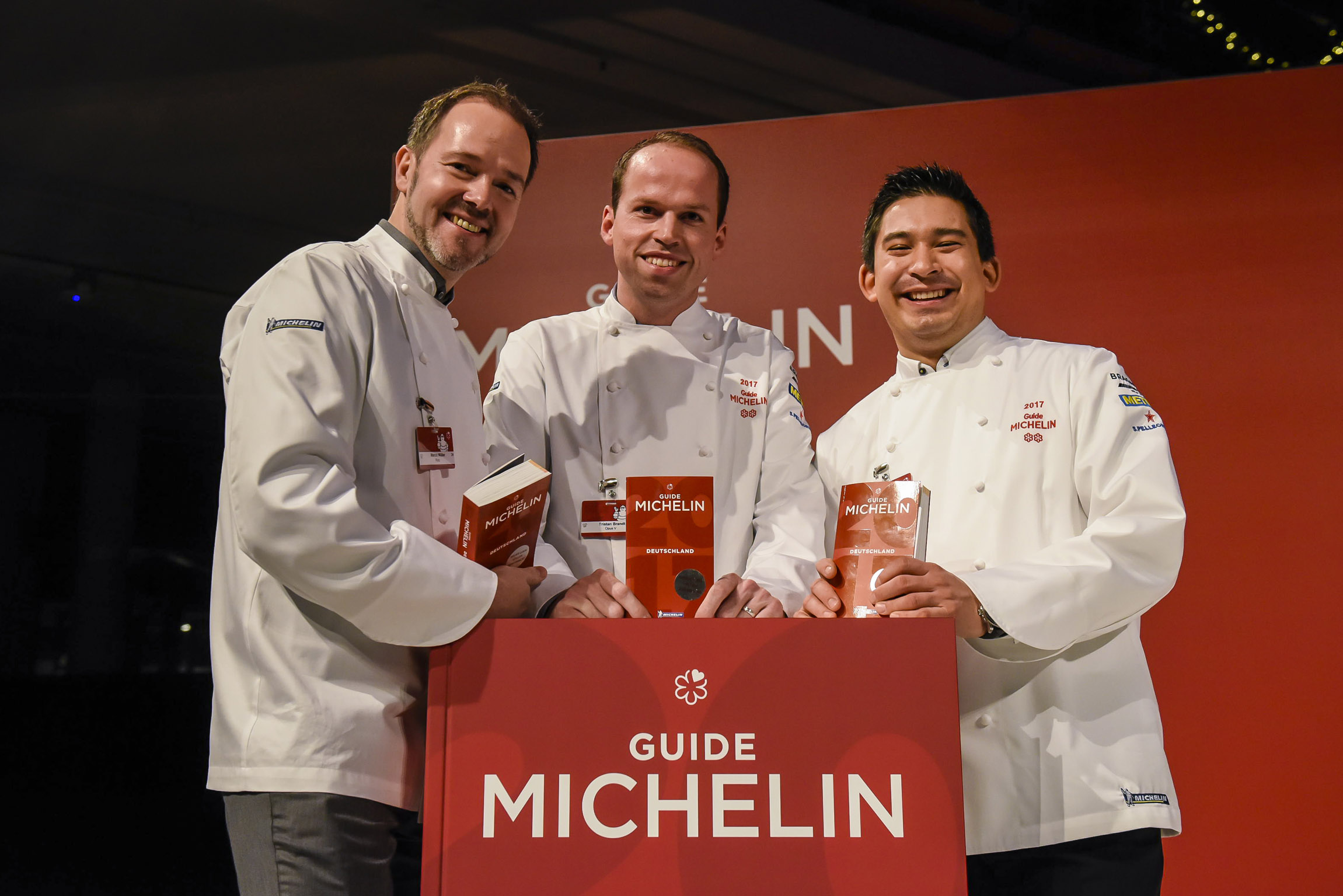 Guide Michelin 2 Sterne Restaurants 2017