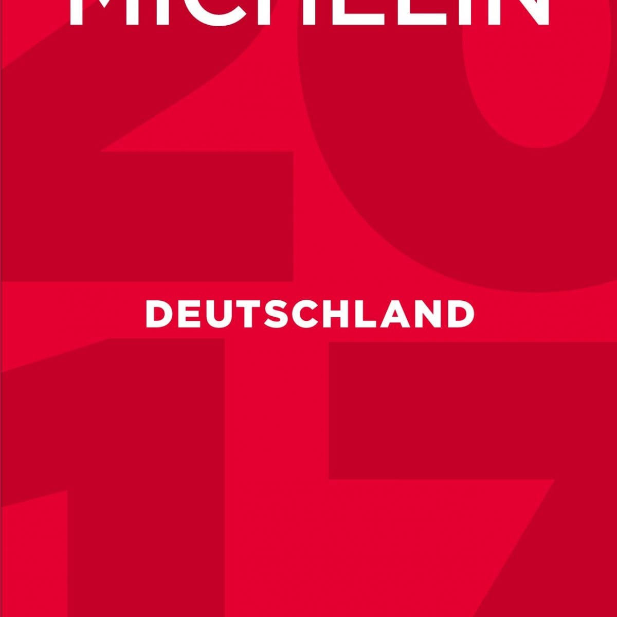 Guide Michelin Deutschland 2017