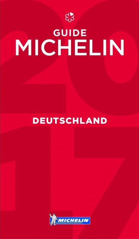 Guide Michelin Deutschland 2017