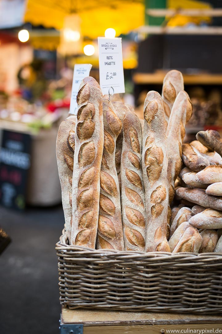 Brot Bread Ahead Borough Market
