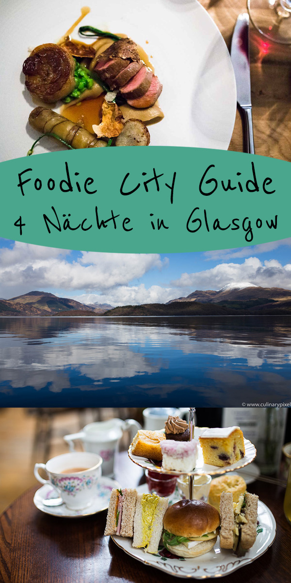 Glasgow Food City Guide