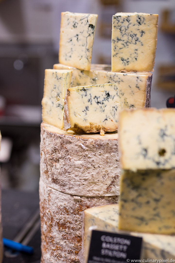 Stilton Neils Yard Dairy Borough Market