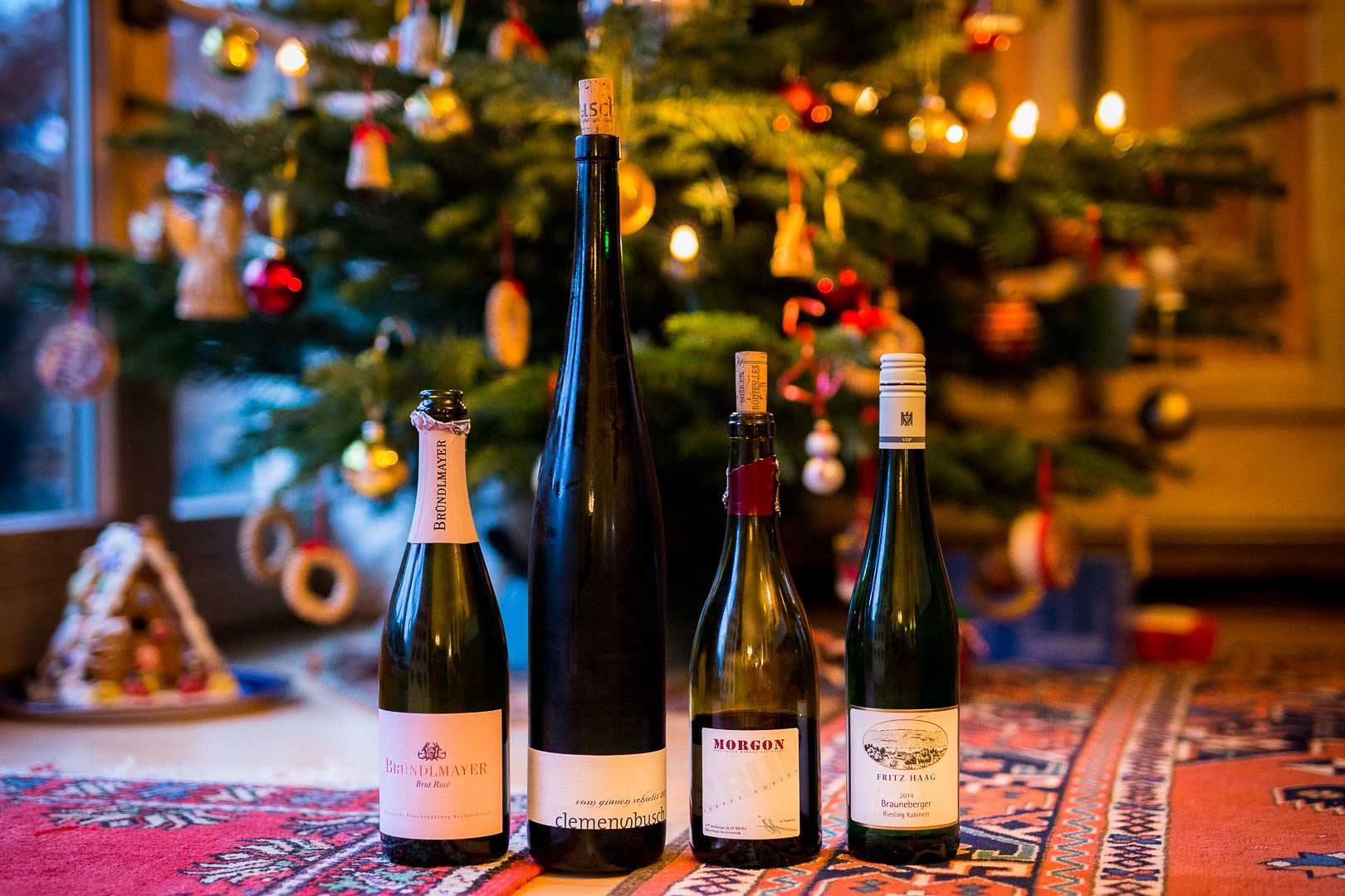 Wein Weihnachten 2016