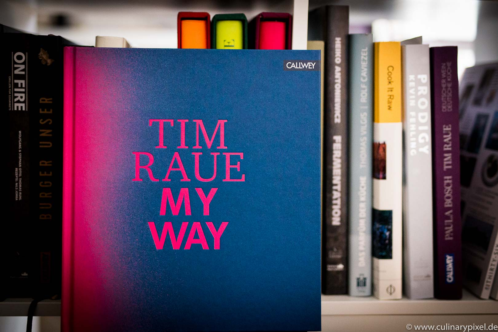 Tim Raue My Way Kochbuch