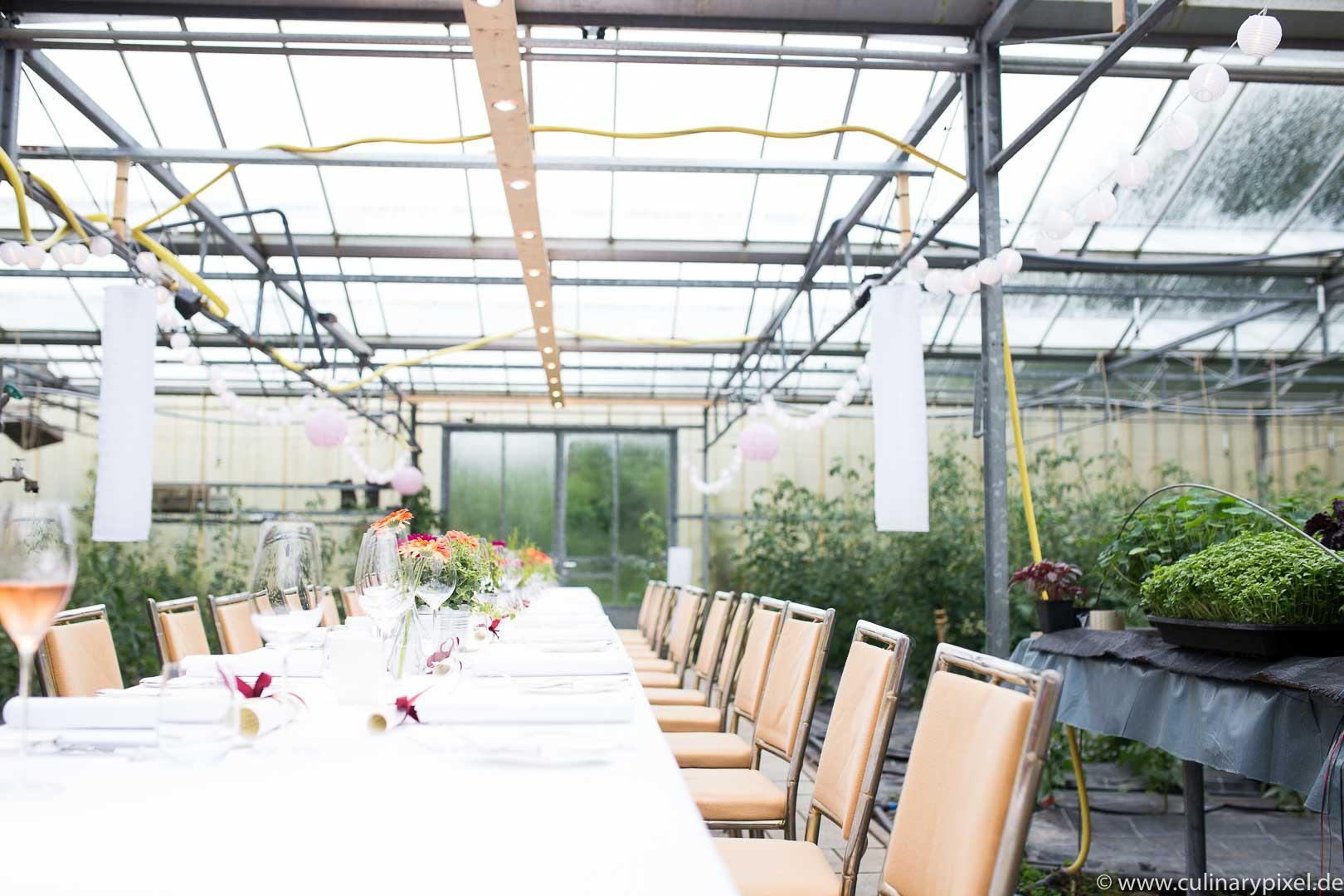 Tohru Nakamura Garden Table Geisels Werneckhof Tafel