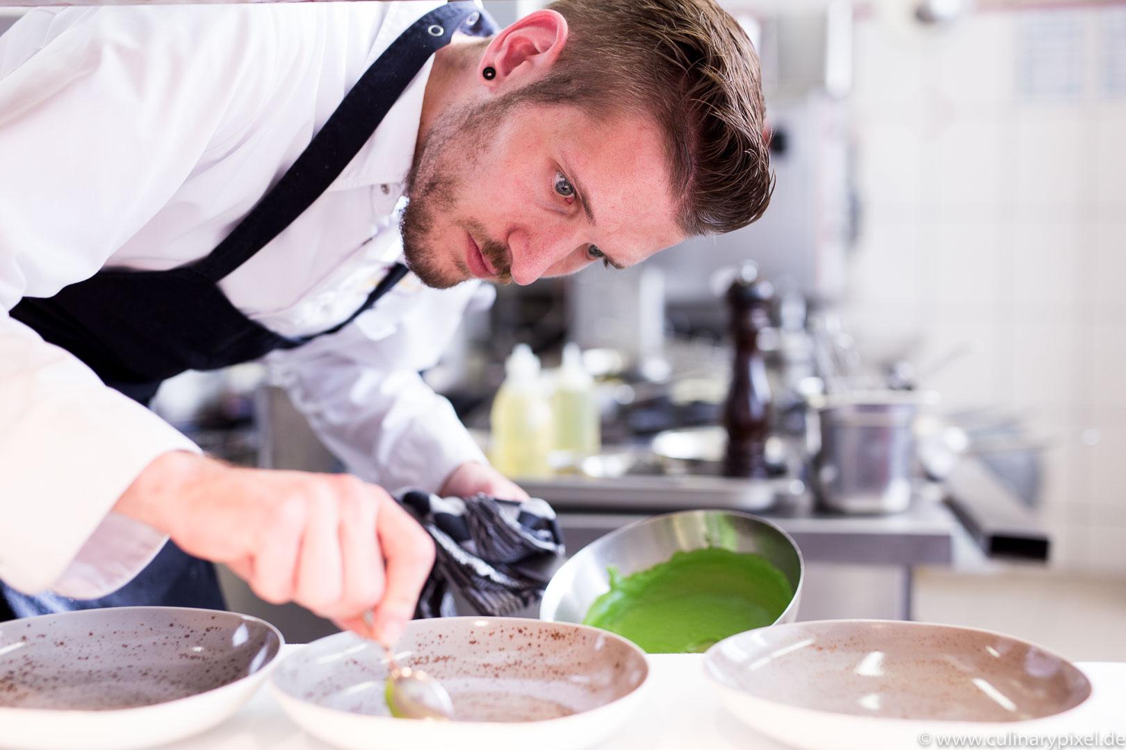 Steffen Szabo - Restaurant Esszimmer Coburg