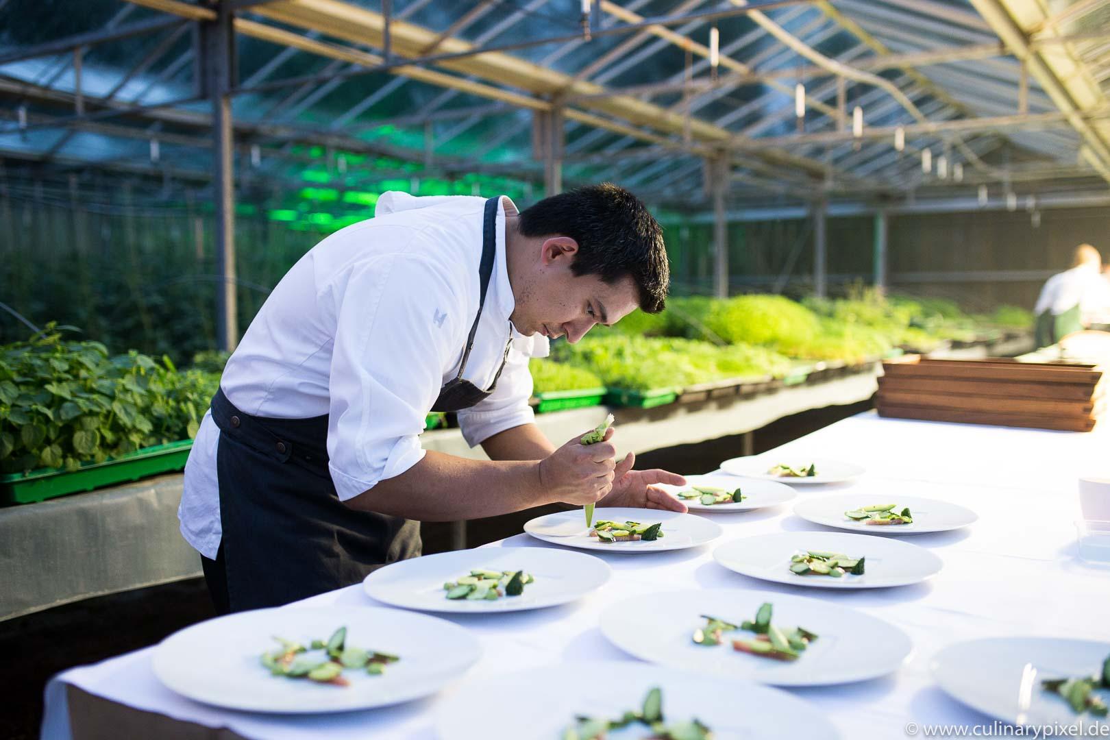 Tohru Nakamura Garden Table Geisels Werneckhof