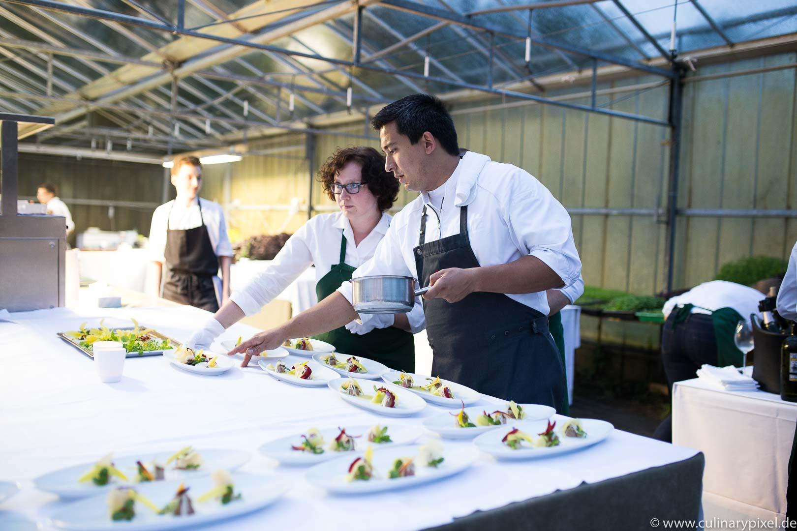 Tohru Nakamura Garden Table Geisels Werneckhof mit Julia Pleitinger