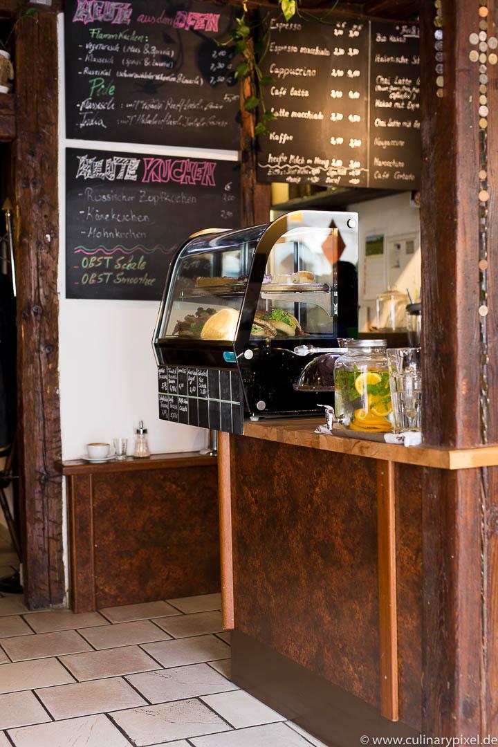 Kulinarischer City Guide Erlangen - Amir der Kaffeemann