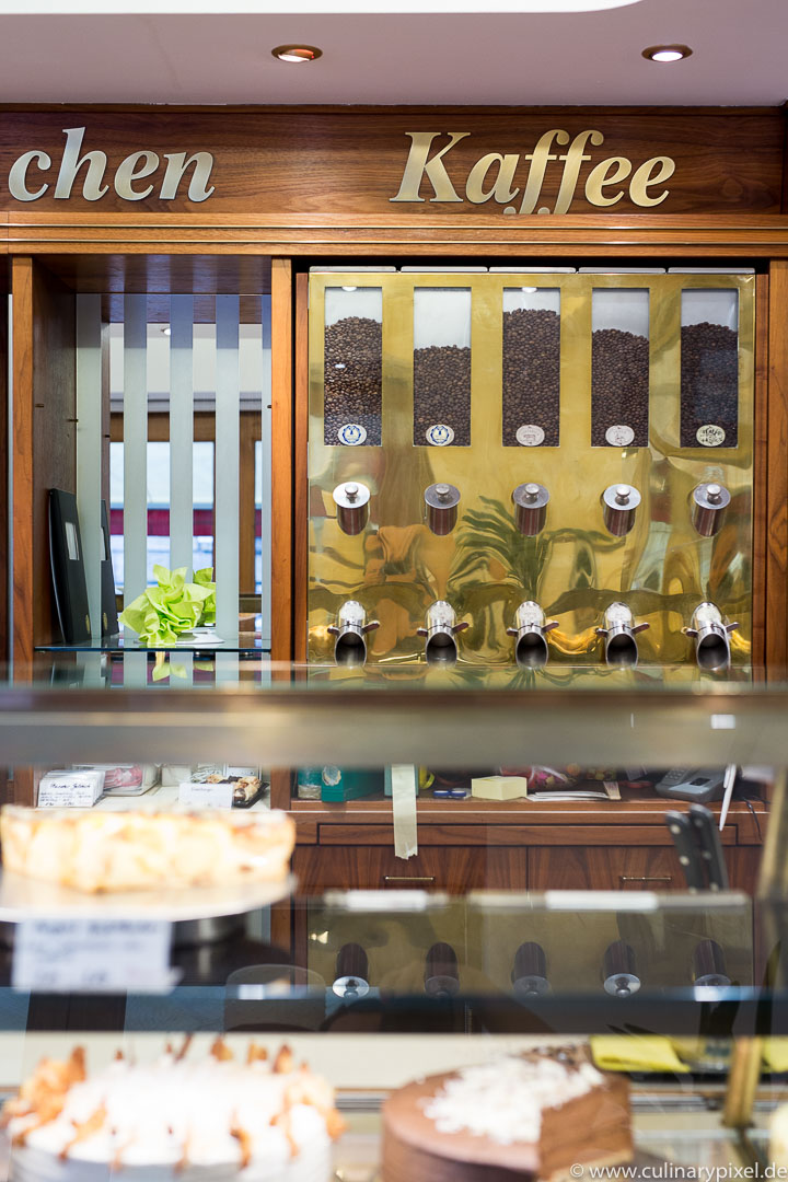 Kulinarischer City Guide Erlangen - Café Mengin