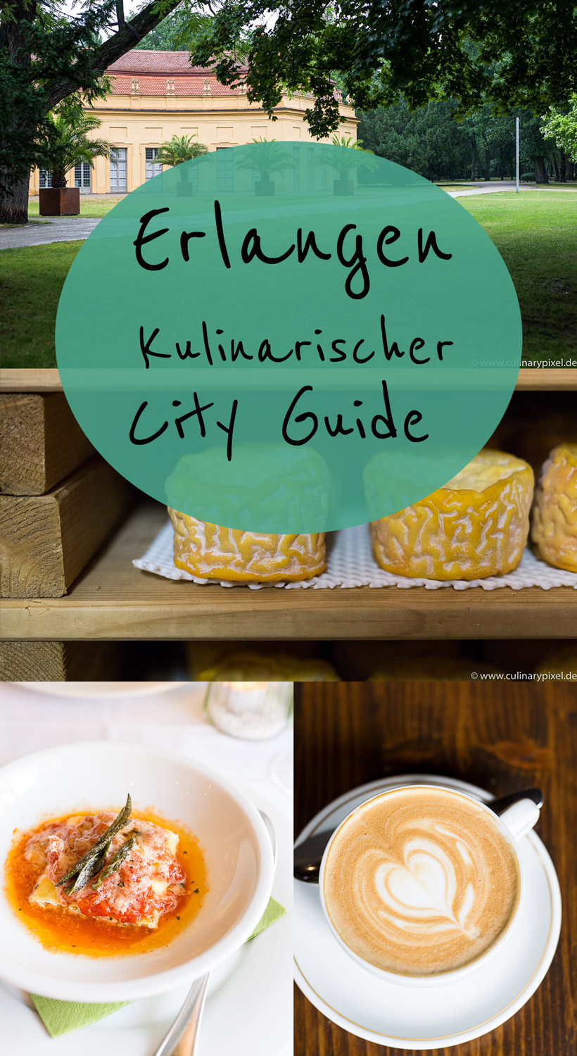 Kulinarischer City Guide Erlangen