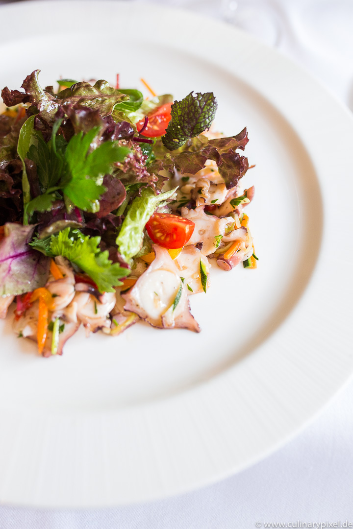 Kulinarischer City Guide Erlangen - Restaurant Basilikum