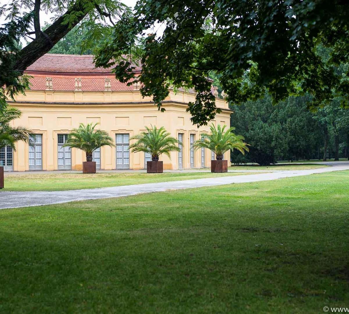 Schlosspark Erlangen