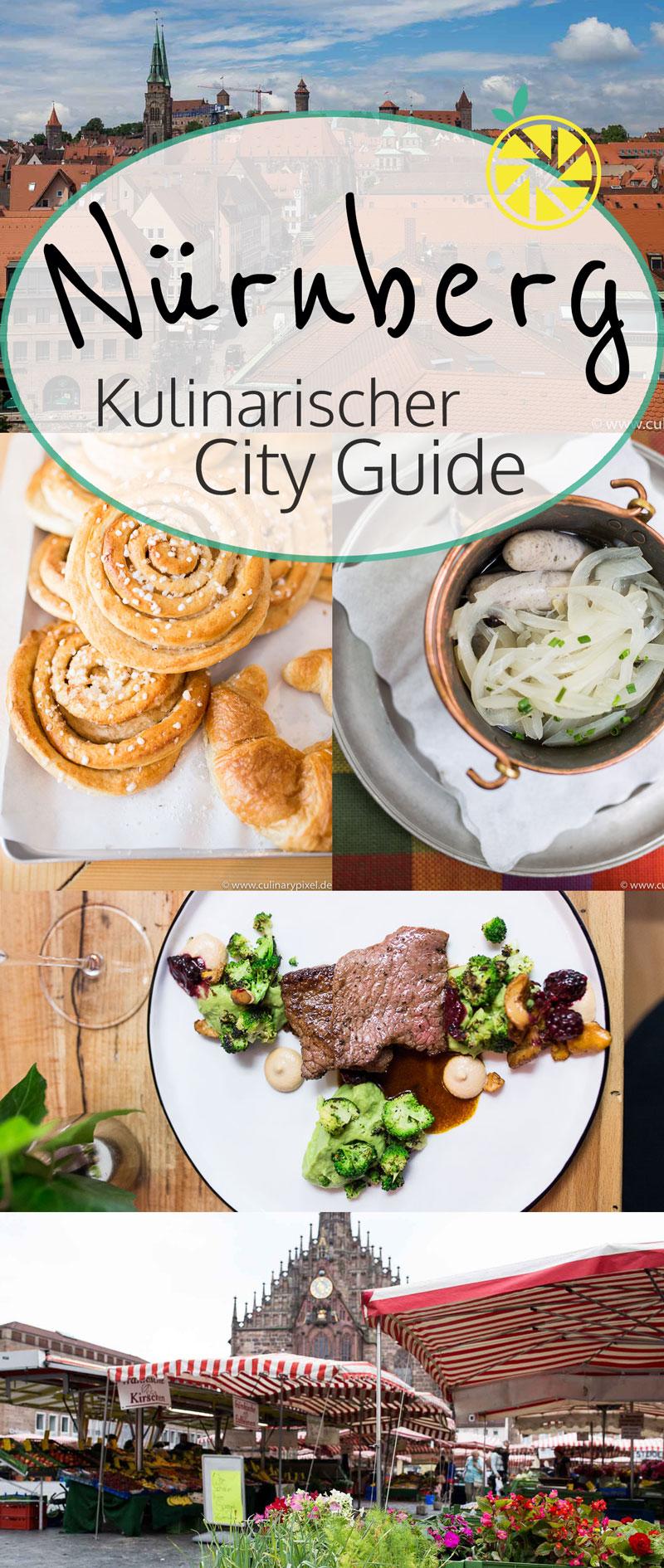 Nürnberg Kulinarischer City Guide