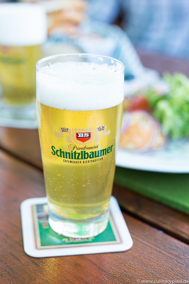 Bierstadt Traunstein: Brauereien, Biergärten, Bierführungen & Restaurants