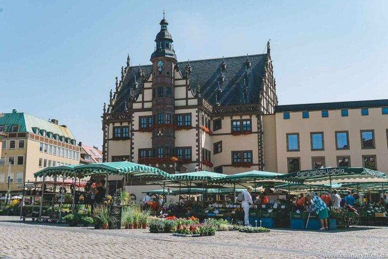 Kulinarischer City Guide Schweinfurt: Restaurants, Aktivitäten & kulinarische Tipps