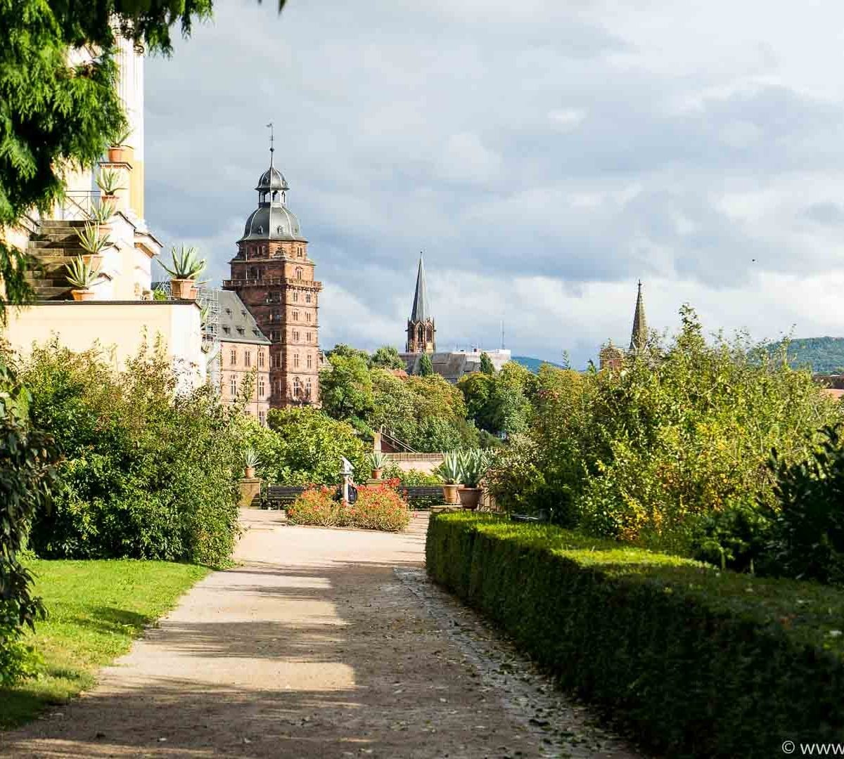 Aschaffenburg kulinarischer City Guide