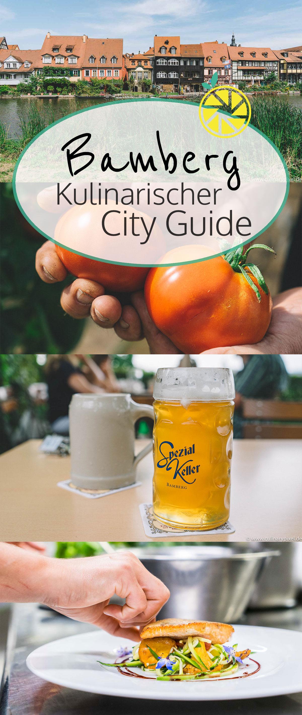 Bamberg: Kulinarischer City Guide | Restaurants, Einkaufen & Tipps