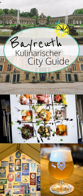 Bayreuth kulinarischer City Guide: Restaurants, Aktivitäten, Kulinarisch Einkaufen