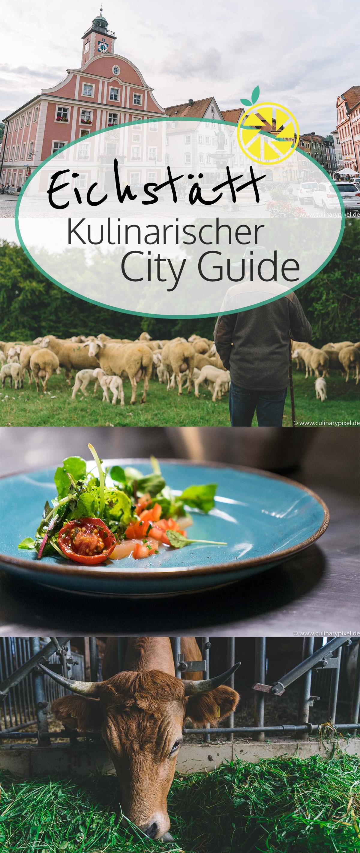 Eichstätt: Kulinarischer City Guide   Restaurants und kulinarische Tipps im Umland