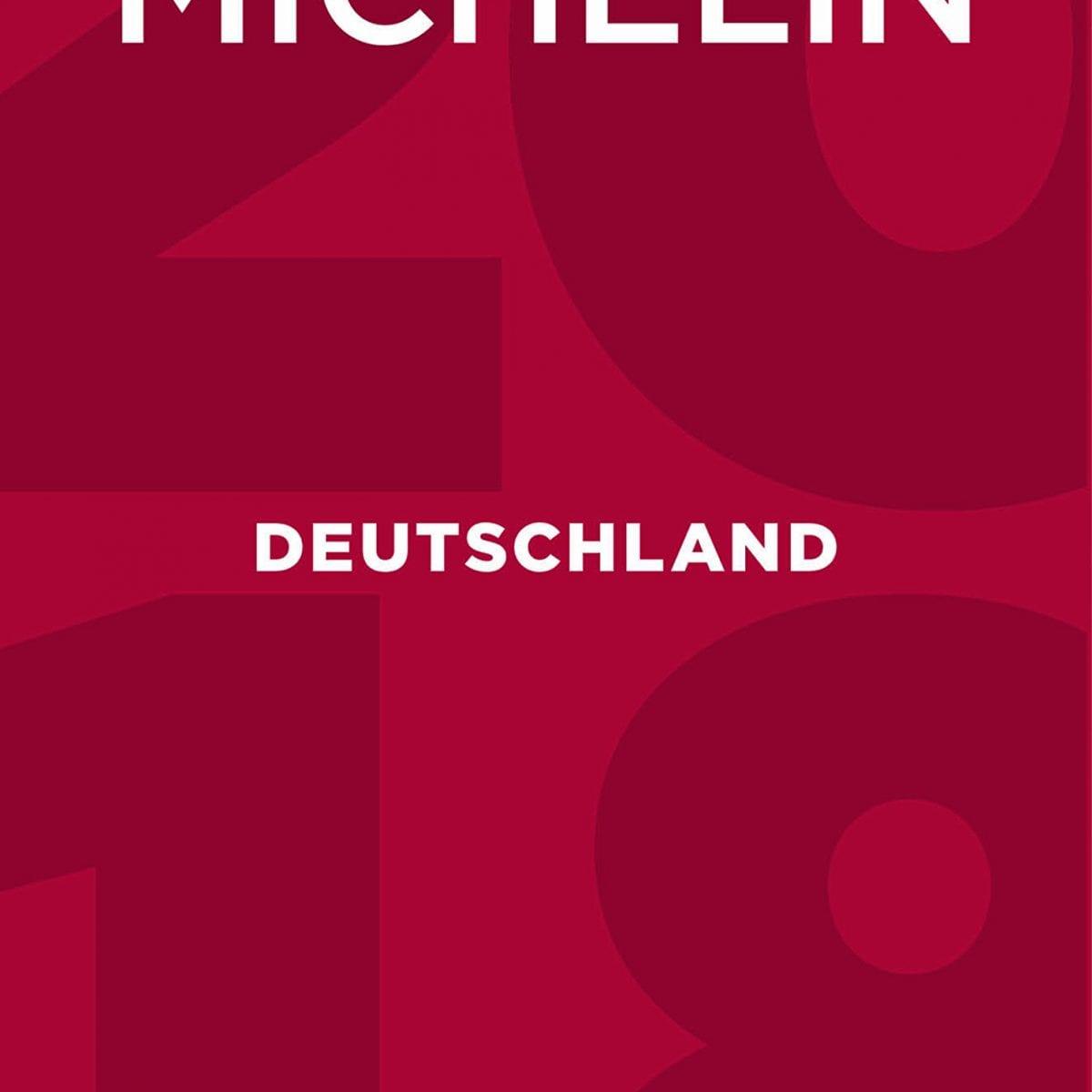 Guide Michelin Deutschland 2018