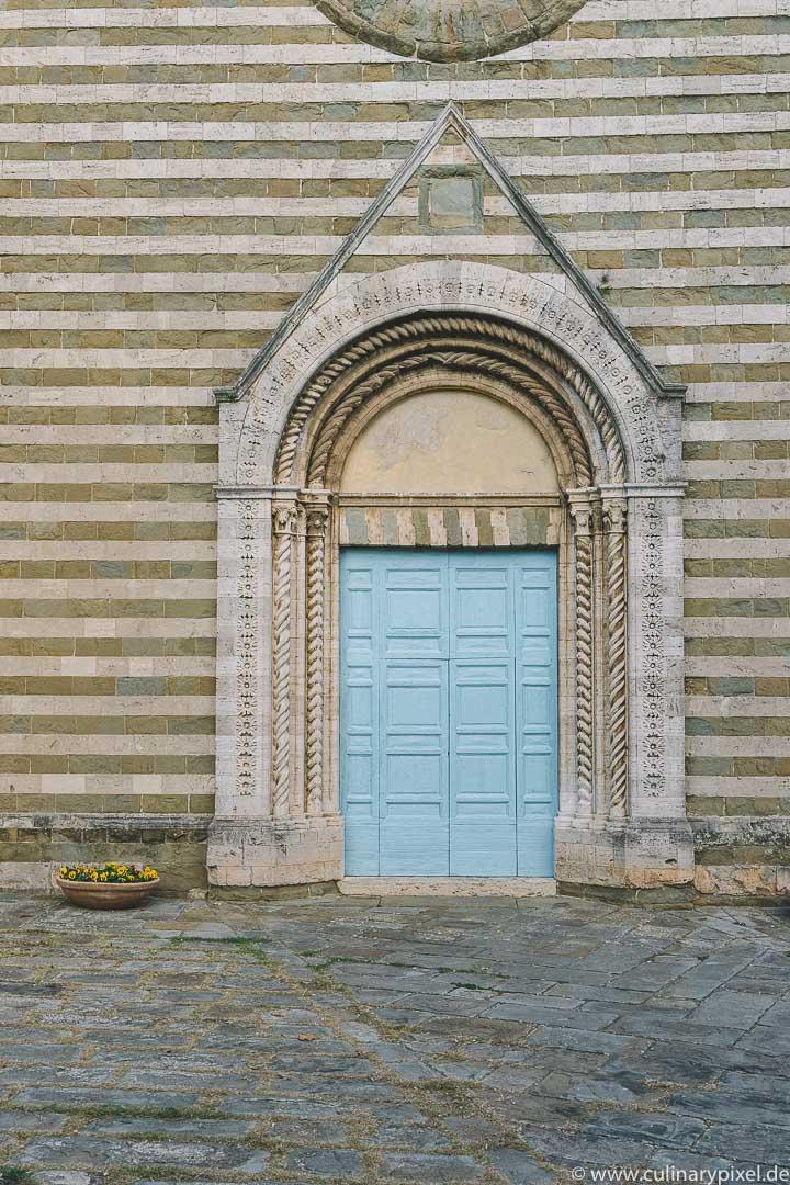 Lucignano, Toskana