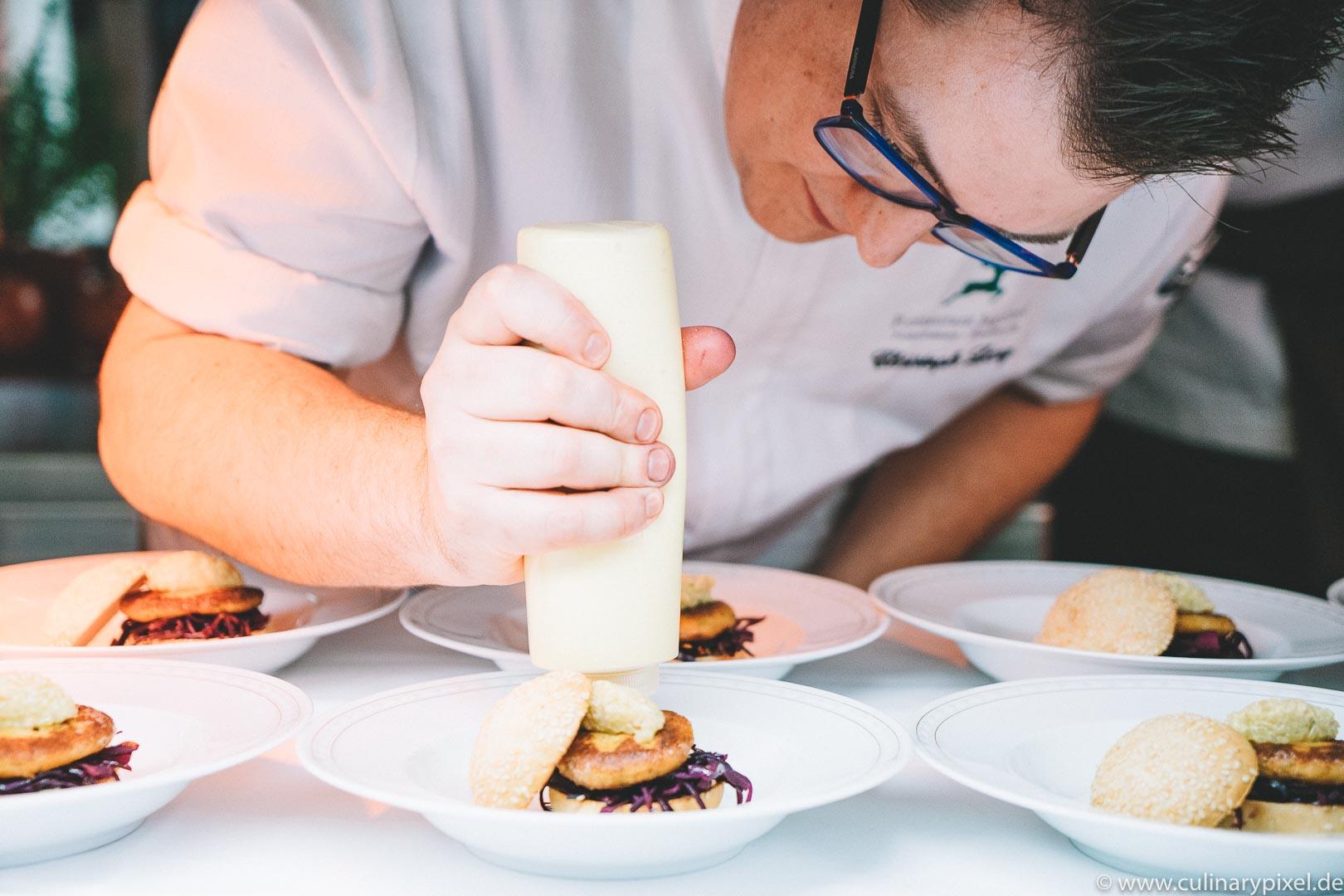 Küchenparty 2017 Schloss Fuschl: Christoph Lang