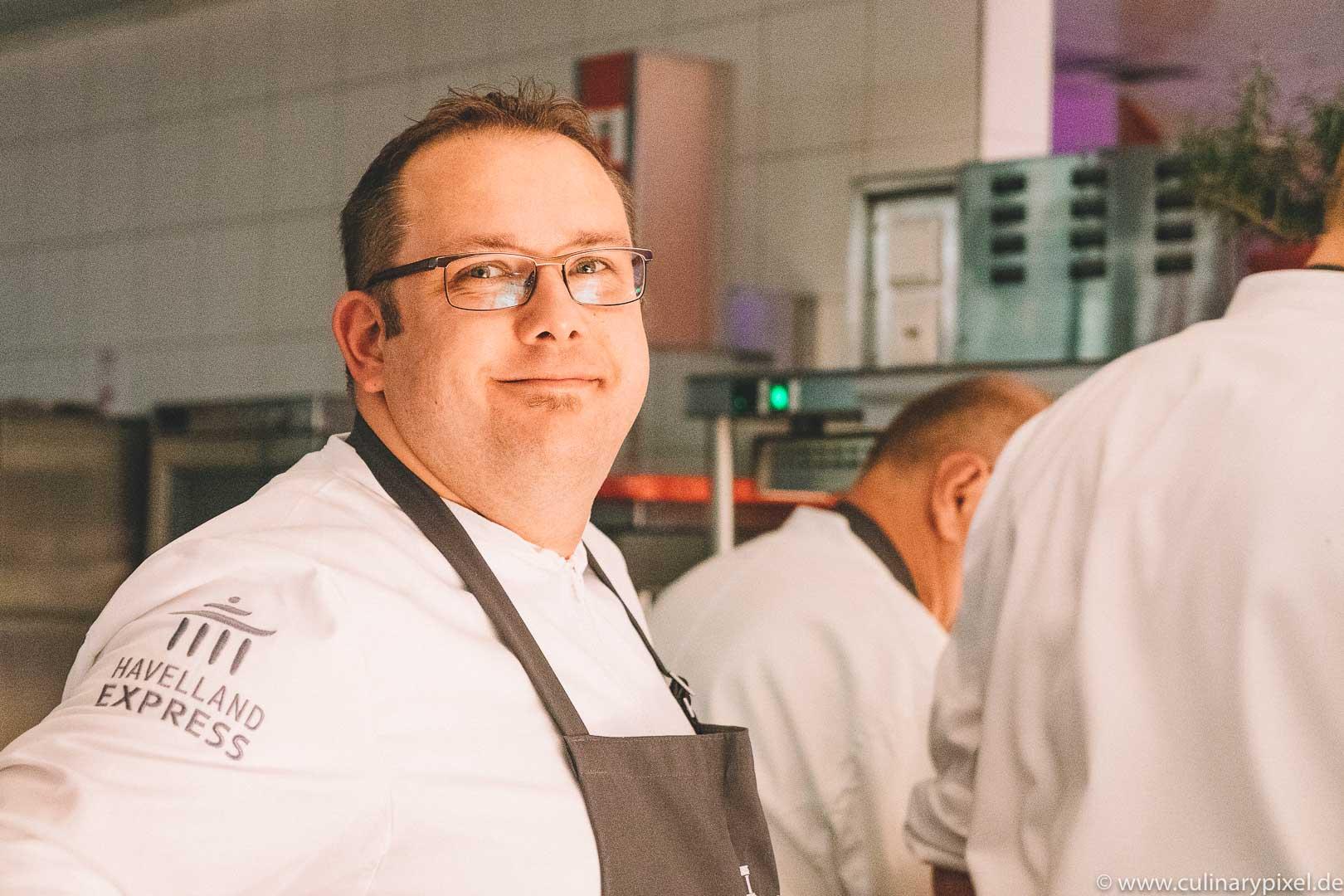 Küchenparty 2017 Schloss Fuschl: Ronny Siewert, Gourmet Restaurant Friedrich Franz, Heiligendamm
