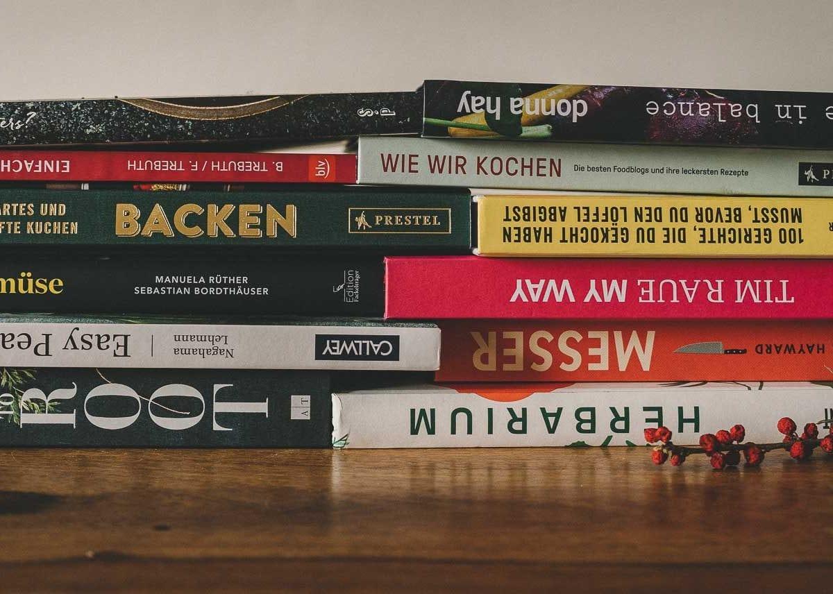 Weihnachtsgeschenke: Kochbücher und Kulinarische Bücher