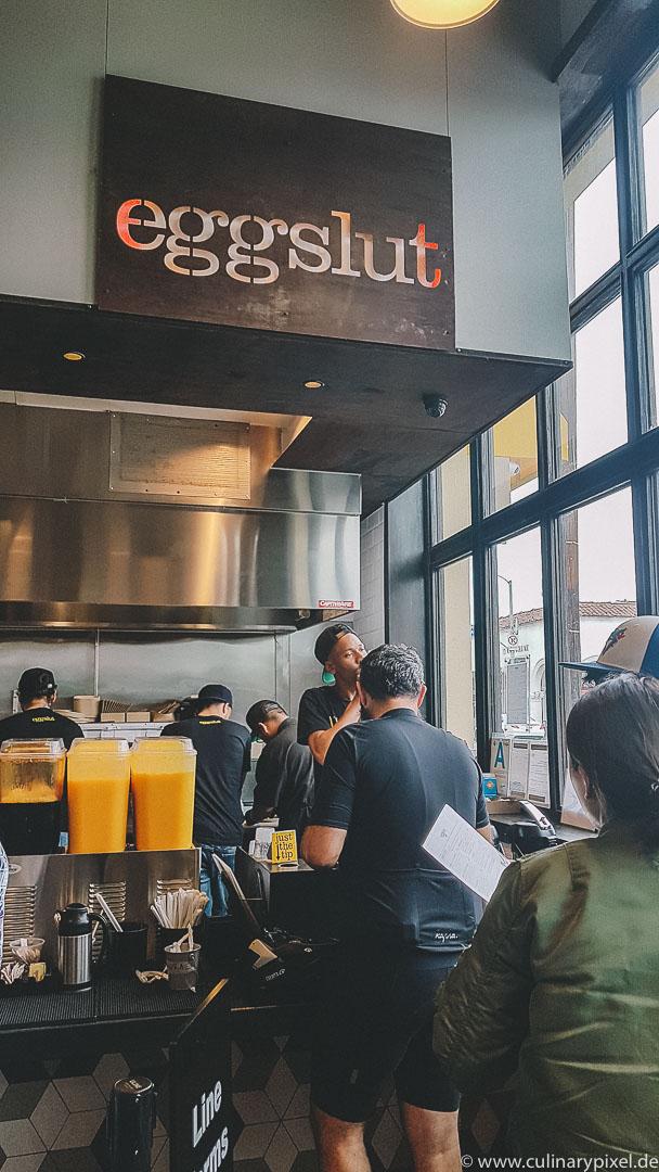 Eggslut Café Venice